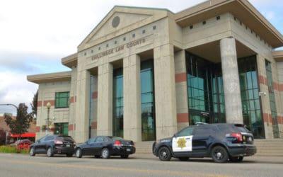 Chilliwack Courthouse BC