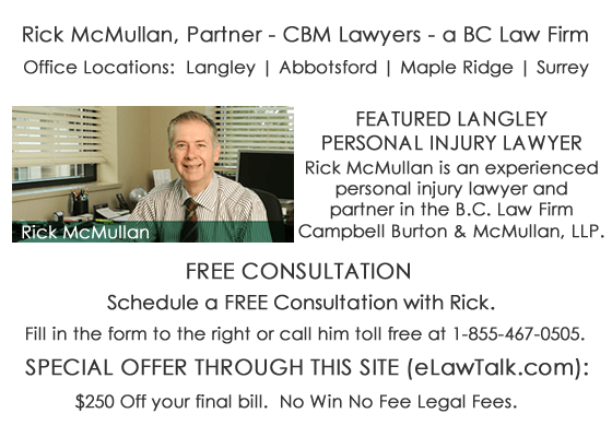 FeaturedLangleyPersonalInjuryLawyer