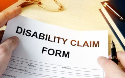 Disability Insurance Form Application