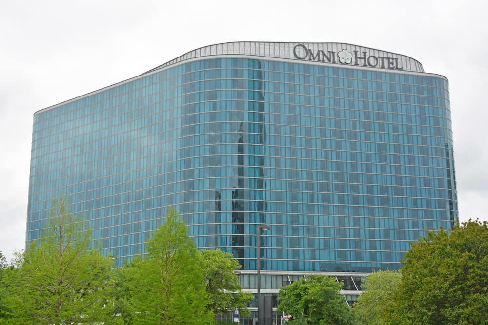 Omni Hotel photo part of Robert Rowling