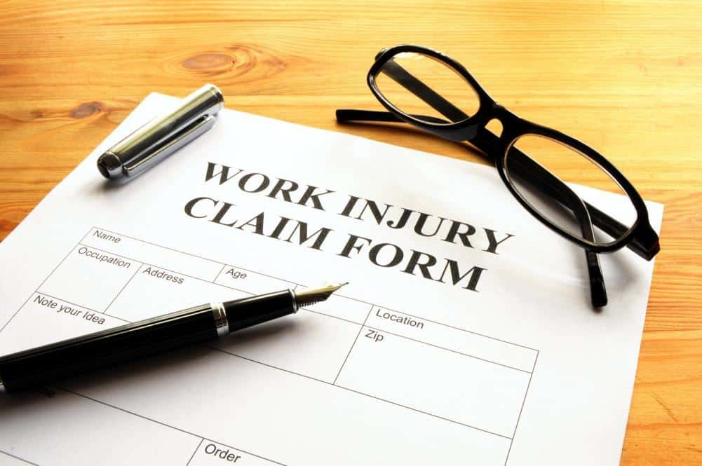 Employer-supplied Ddisability insurance form