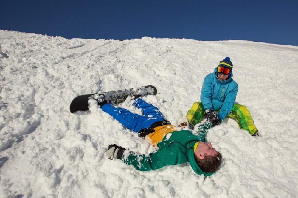 Winter sports insurance