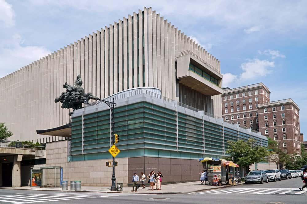Columbia Law School , New York
