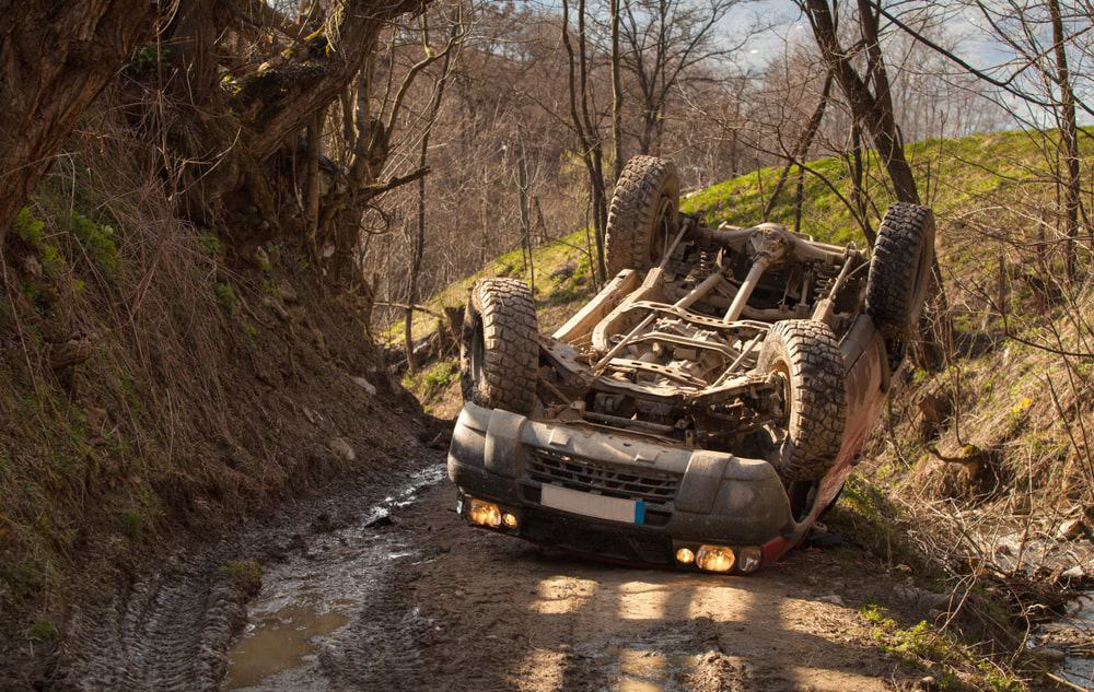 Off-road rollover