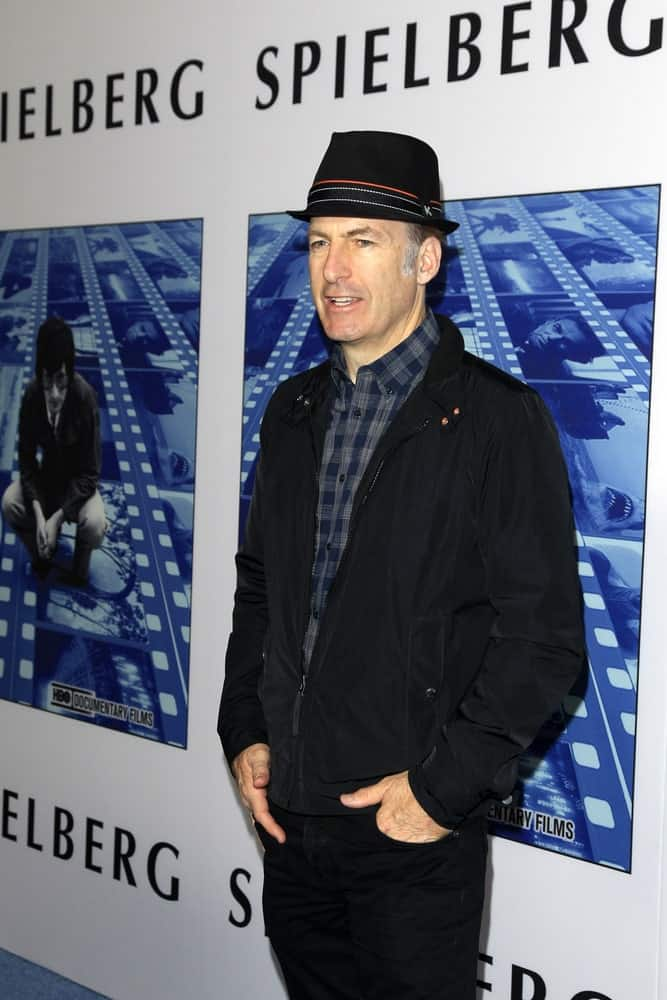 Odenkirk at a Los Angeles premiere