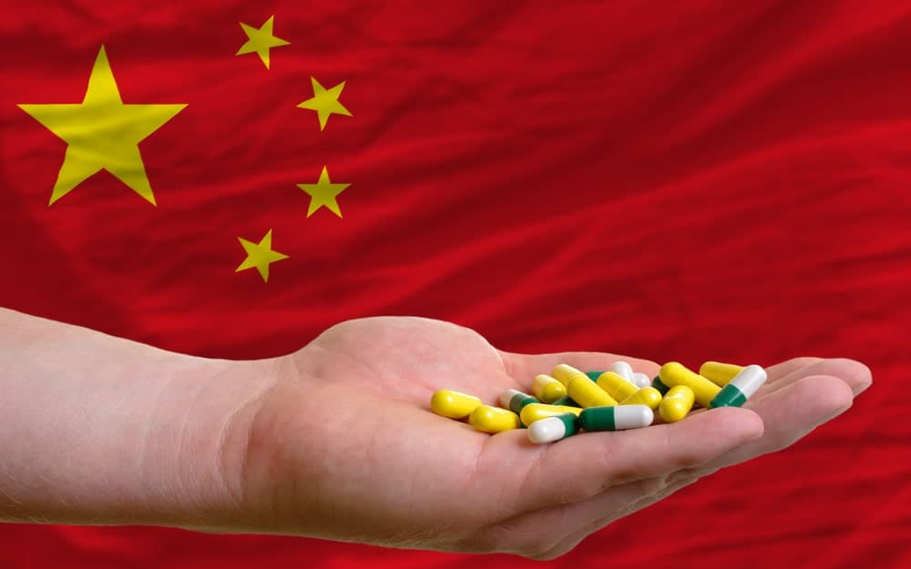 Drug related laws in china