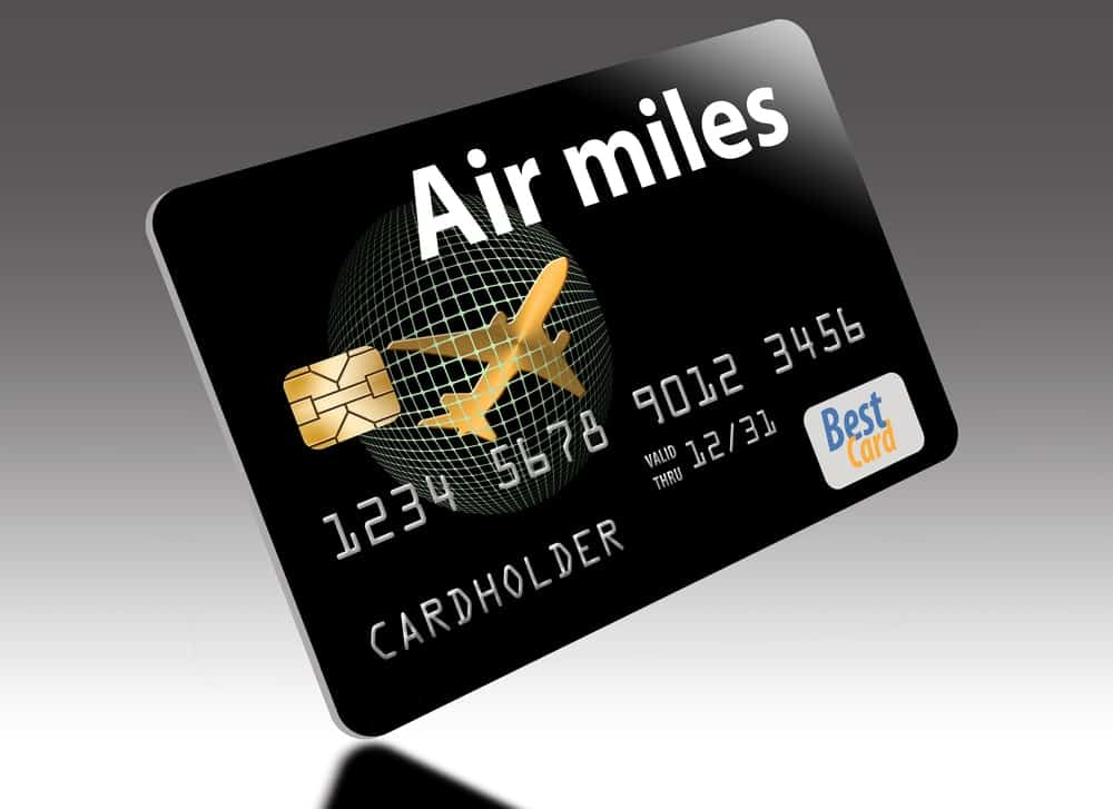 Air travel credits