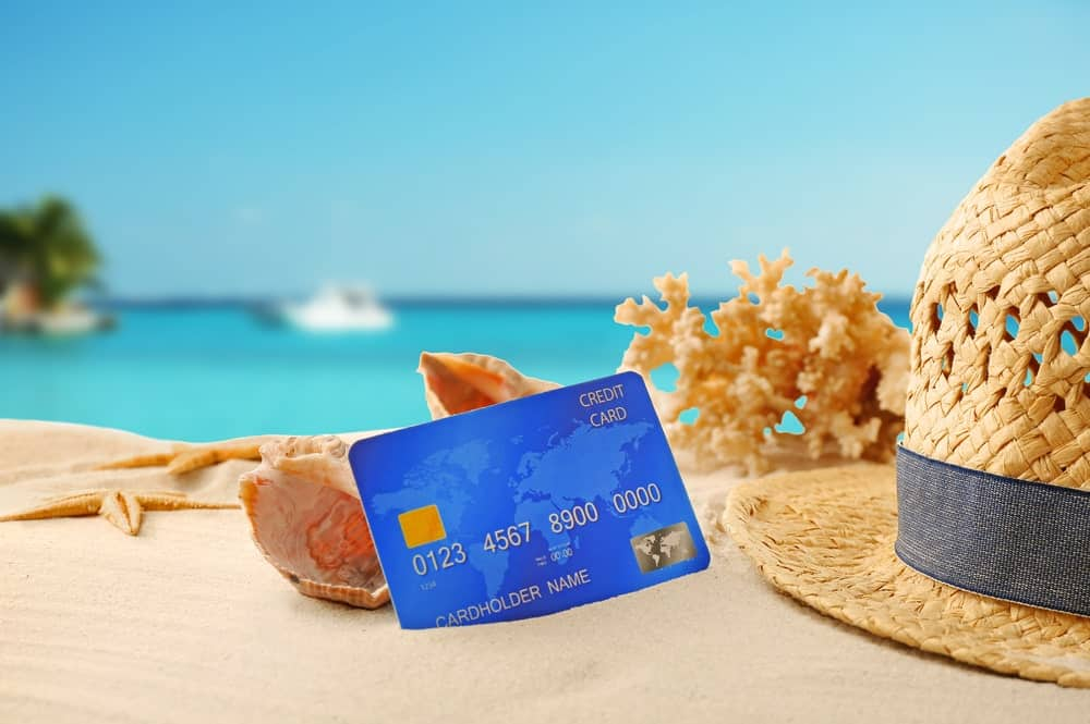Travel and accommodation credit card
