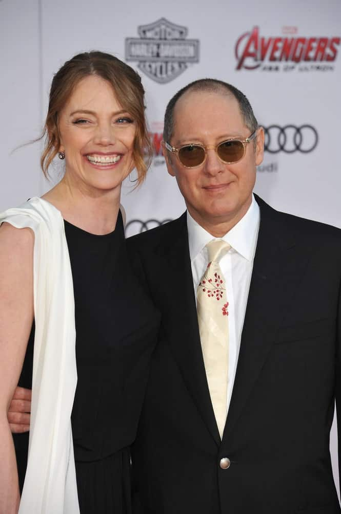 James Spader and Leslie Stefanson