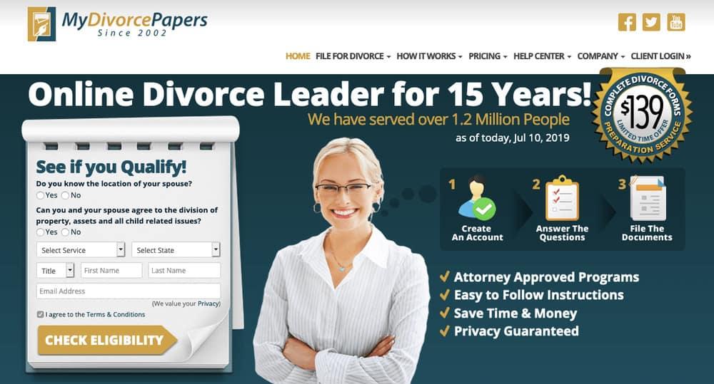 My Divorce Papers