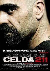 Celda 211 movie poster