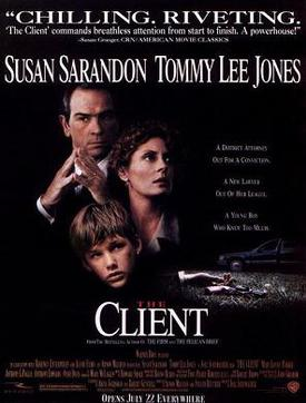 The Client movie poster