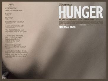 Hunger movie poster