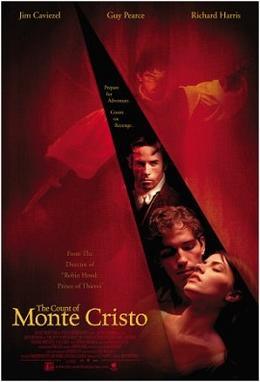 The Count of Monte Cristo movie poster