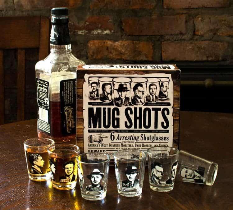 Prohibition-era mug shots