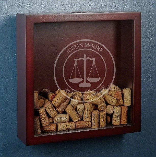 Personalized Shadow Box for Lawyers