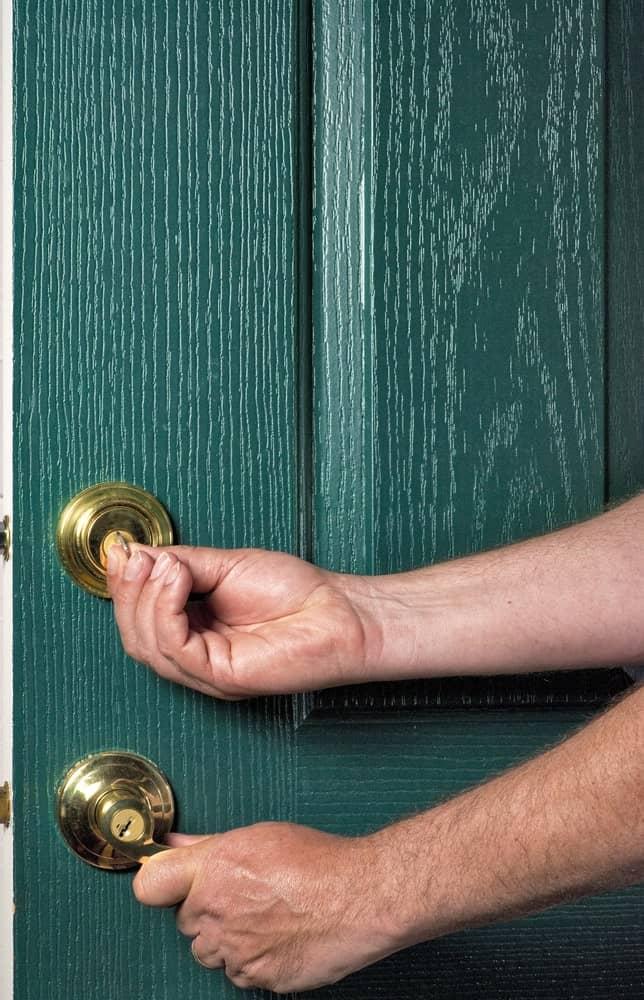 16 Different Types Of Exterior Door Locks
